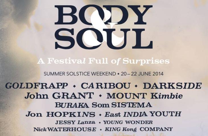 Body & Soul 2014