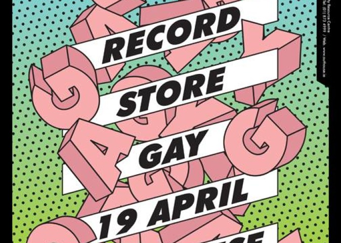 Record Store Gay 2014