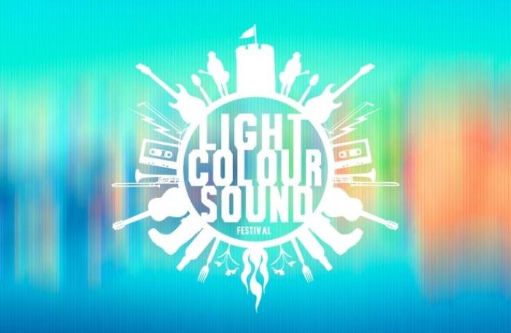 light colour sound festival