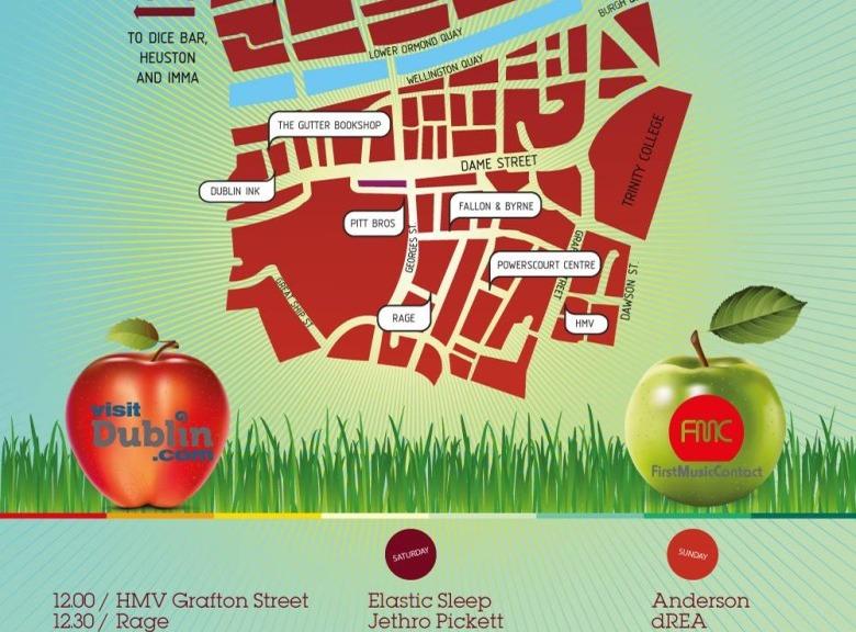 Forbidden Fruit & the City