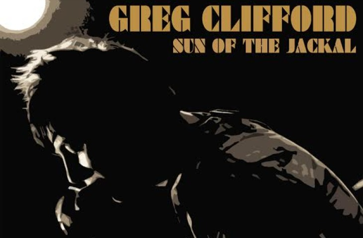 Greg Clifford Sun of the Jackal.cover