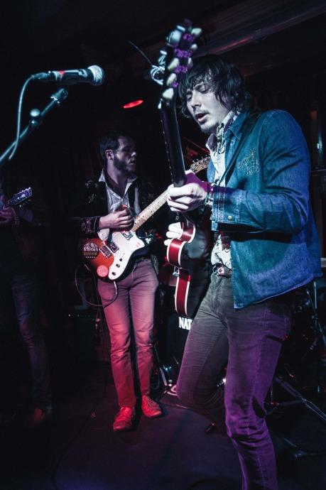 The Hot Sprockets (photo by Daniel Nolan)