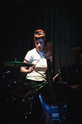 The Statics (photo by Daniel Nolan)