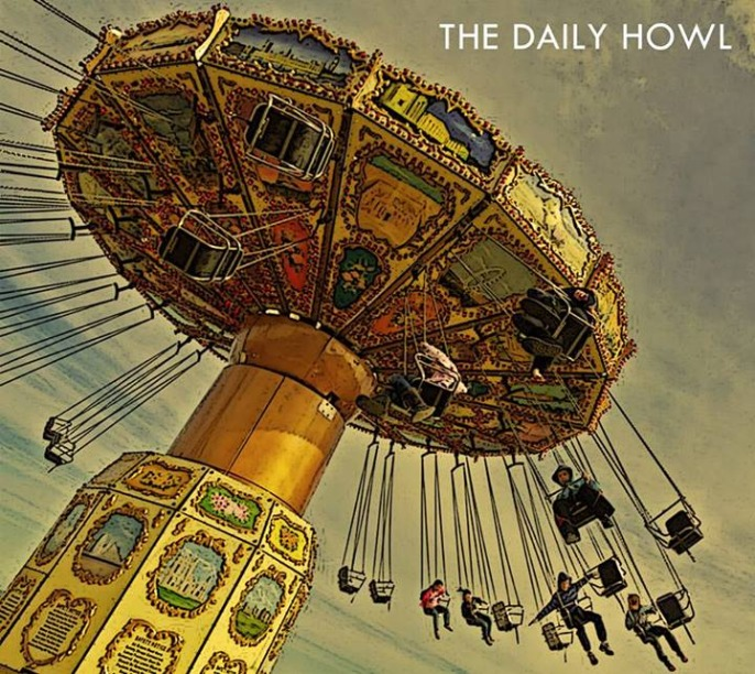 The Daily Howl EP cover art