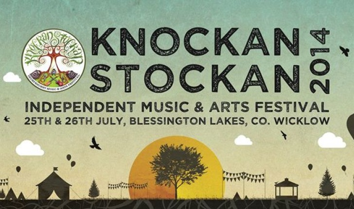 Knockanstockan 2014 poster