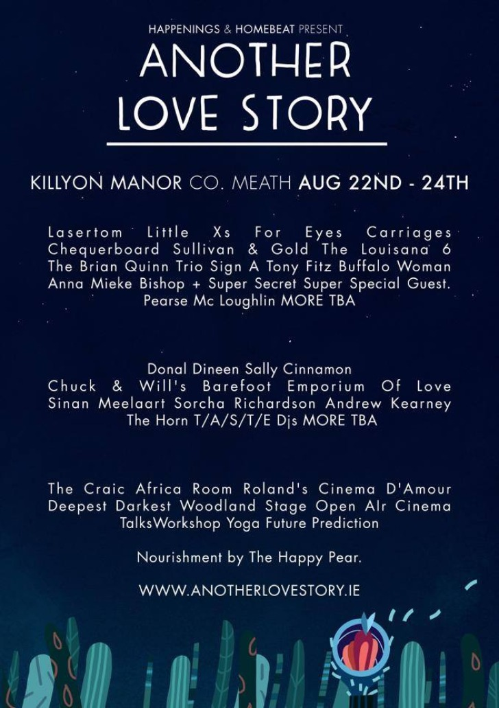 Another Love Story line-up