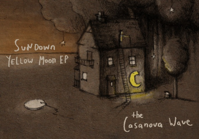 The Casanova Wave - Sundown Yellow Moon