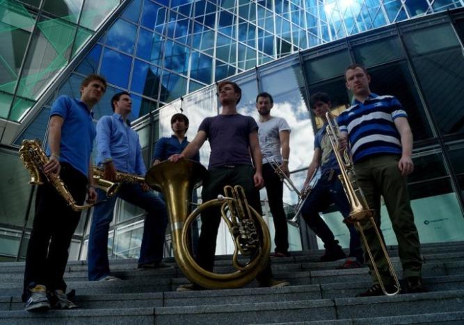 Booka Brass Band