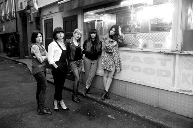 September Girls (photo by Jeannie O'brien)