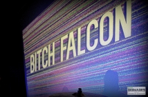 Bitch Falcon in The Sugar Club by Mark O' Connor (18 of 19)