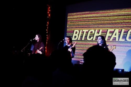 Bitch Falcon in The Sugar Club by Mark O' Connor (9 of 19)