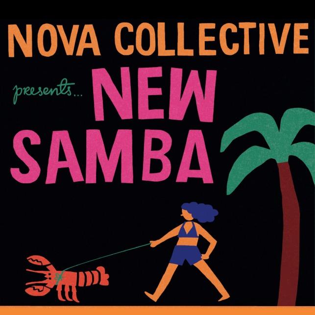 New Samba E.P. cover art