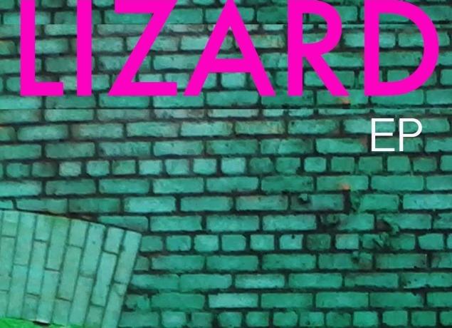 Lizard E.P. cover