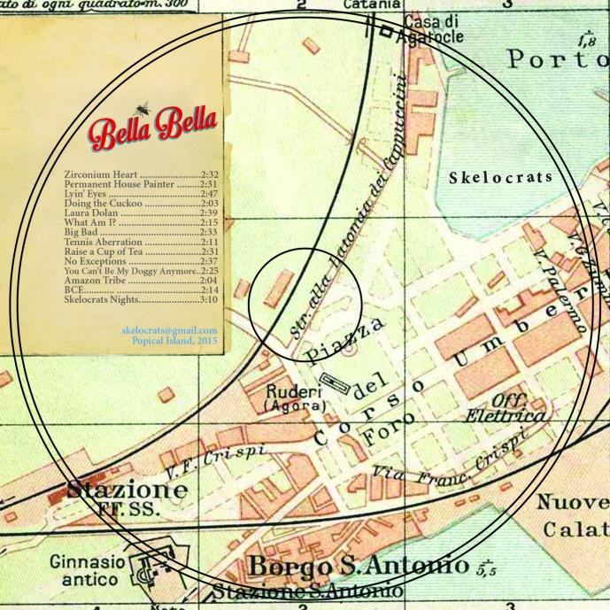Bell Bella album cover