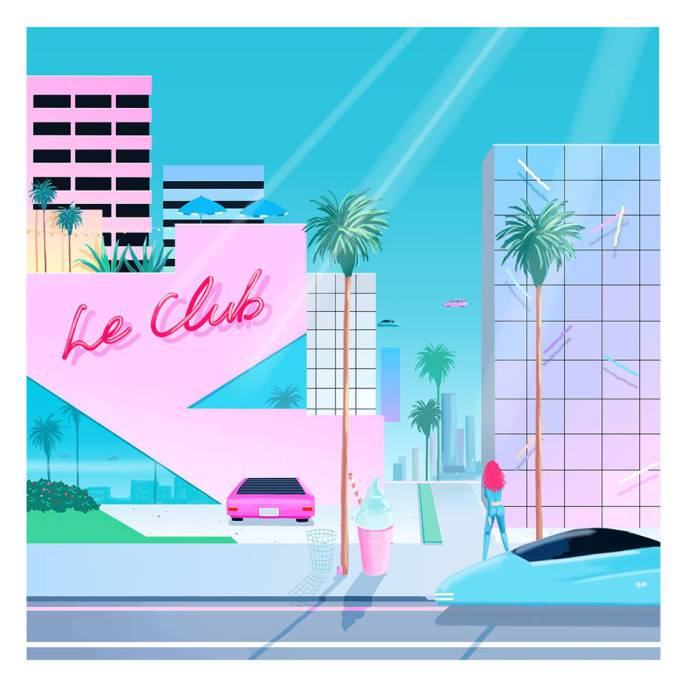 Le Club cover