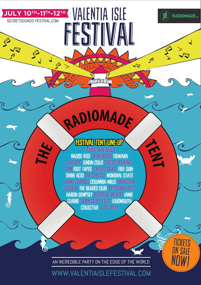 Radiomade poster