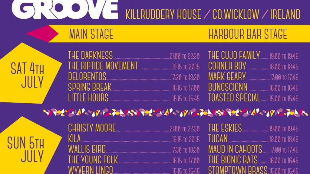 Groove music festival 2015