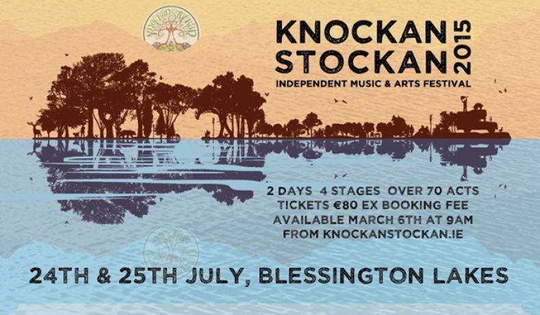 Knockanstockan music festival