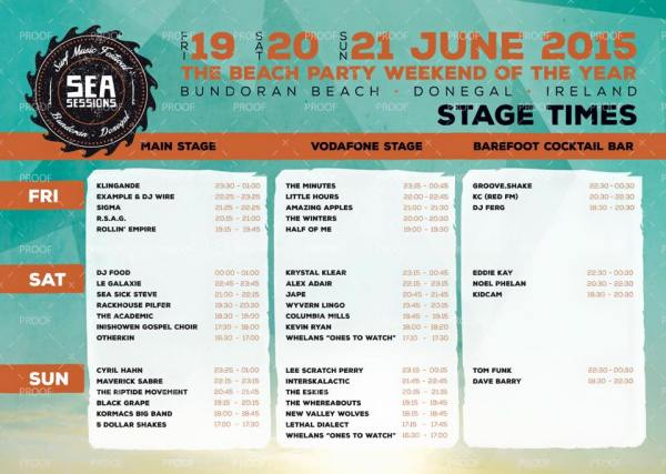 Sea Sessions surf & music festival