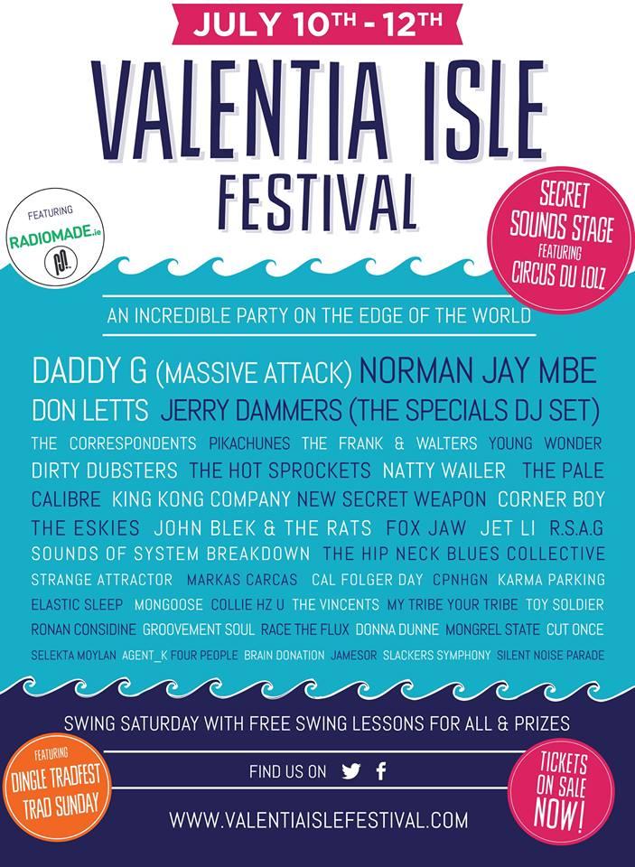 Valentia Isle 2015