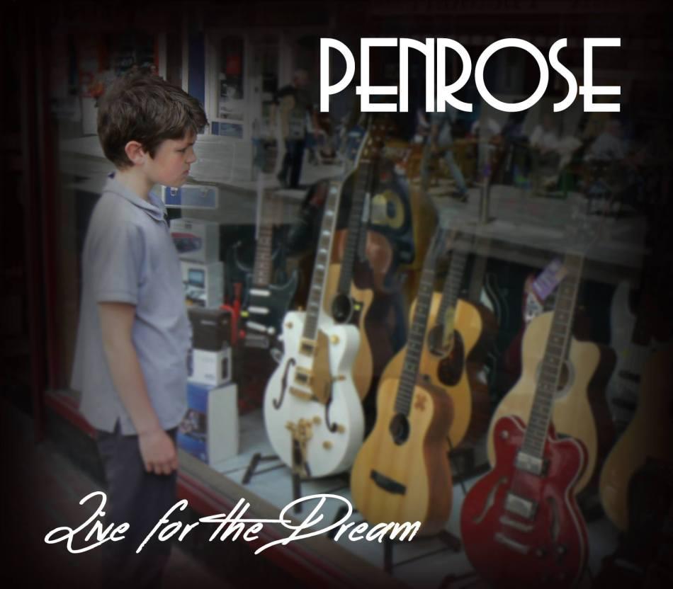 Live For The Dream E.P. cover