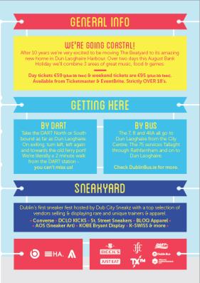 The Beatyard 2015 info