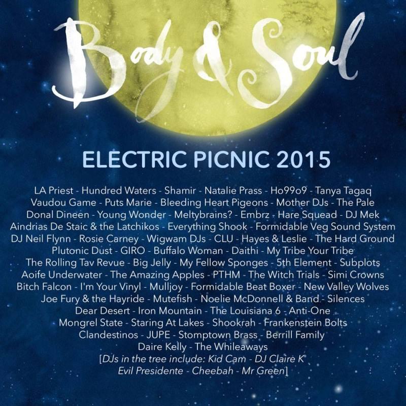 Body&Soul EP2015
