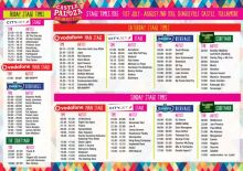 CP15 timetable