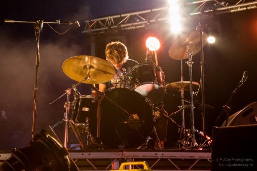 Benjamin Booker at Longitude 2015 photo by Julie McCoy Photography
