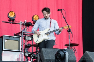 The Vaccines at Longitude 2015 photo by Julie McCoy Photography