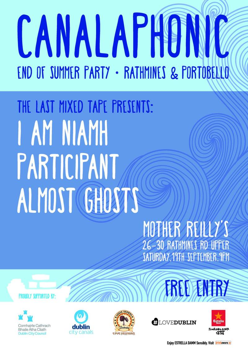End of Summer Party poster