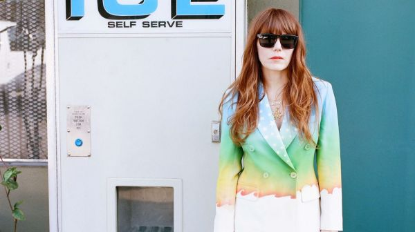 Jenny Lewis' new album,The Voyager, comes out July 29