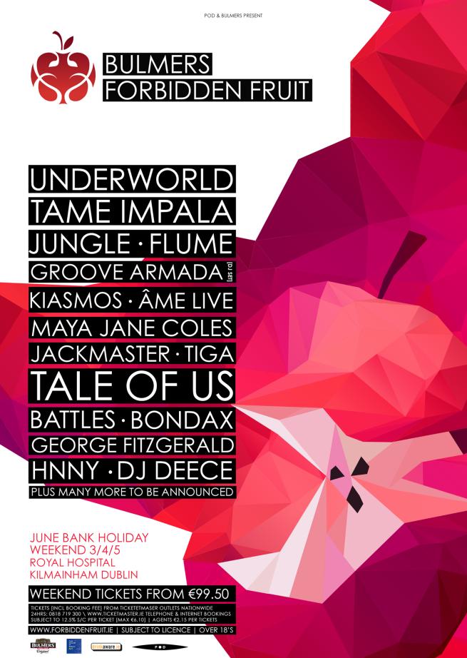 FF16 line-up poster