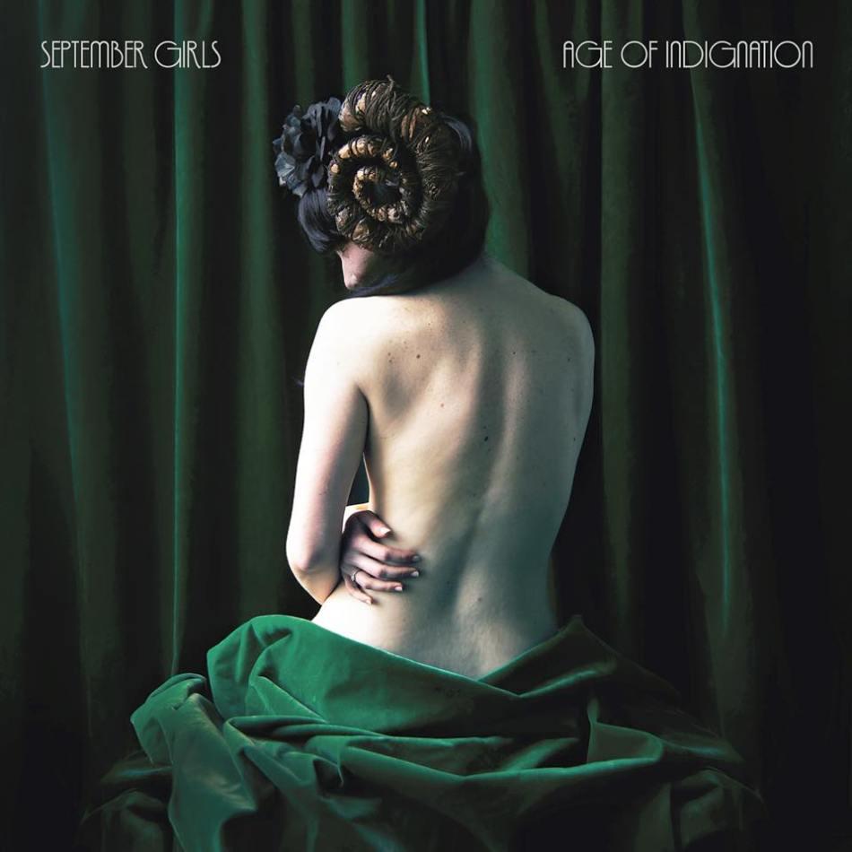 Age of Indignation album cover