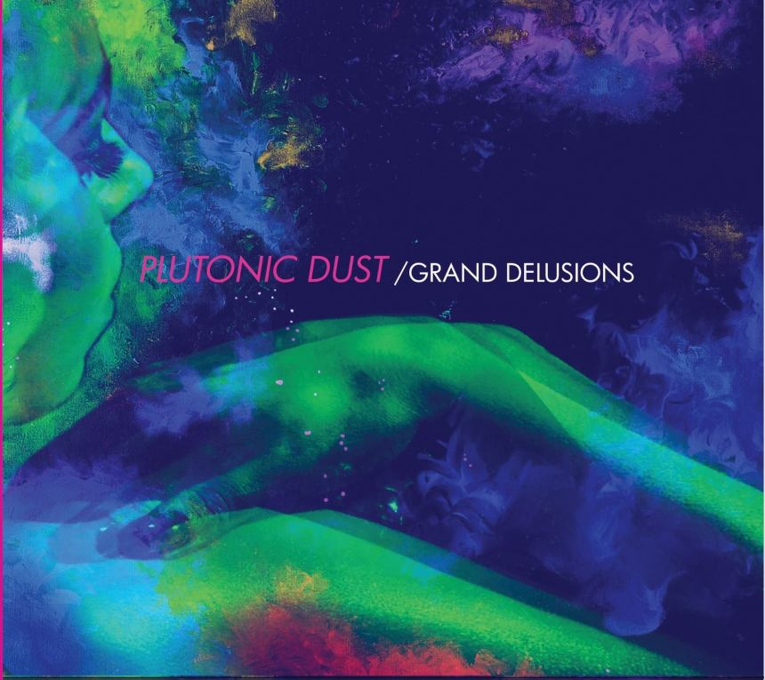 Grand Delusions album cover
