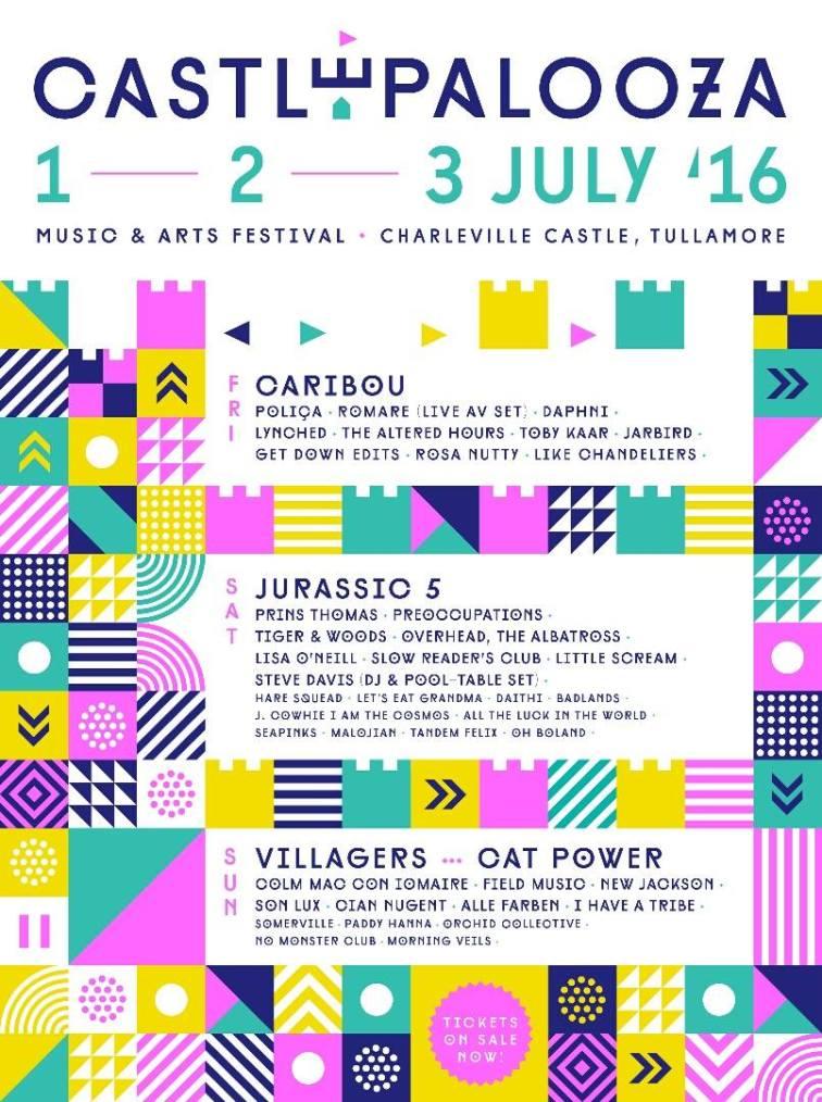 Castlepalooza 2016