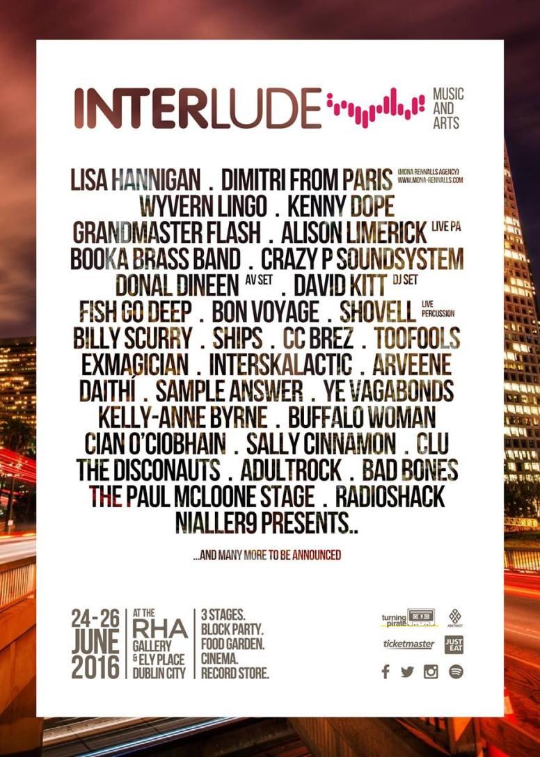 Interlude Music and Arts