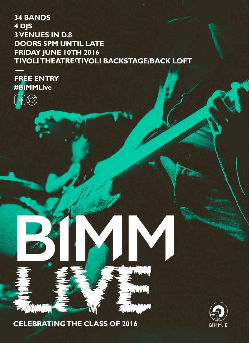 BIMM Live