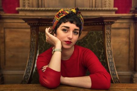 Farah Elle (photo by Rory Moorhead)