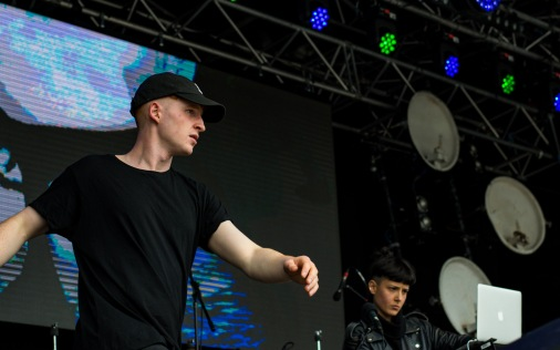 Bad Bones at The Beatyard 2016 (photo by Stephen White) 10