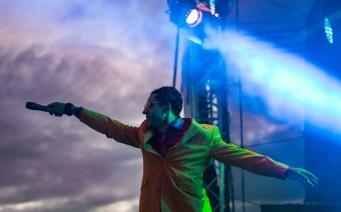Boney M at The Beatyard 2016 (Photo by Stephen White) 1