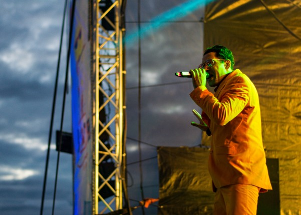 Boney M at The Beatyard 2016 (Photo by Stephen White) 2