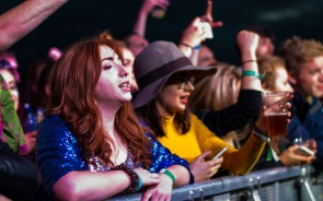 Boney M at The Beatyard 2016 (Photo by Stephen White) 5