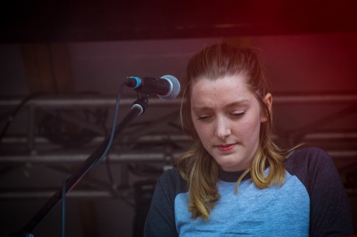 Come On Live Long at Knockanstockan 2016 (photo by Stephen White) 12