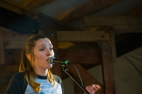 Come On Live Long at Knockanstockan 2016 (photo by Stephen White) 2