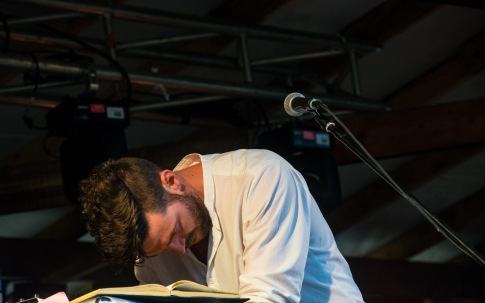 Come On Live Long at Knockanstockan 2016 (photo by Stephen White) 4