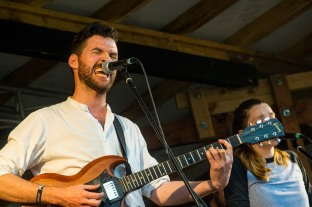 Come On Live Long at Knockanstockan 2016 (photo by Stephen White) 8