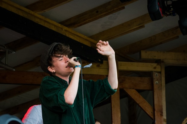 Elm at Knockanstockan 2016 (photo by Stephen White) 4