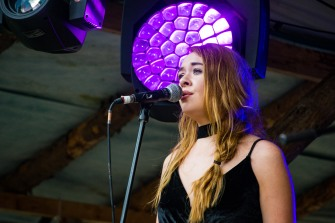 Farah Elle at Knockanstockan 2016 (photo by Stephen White) 4