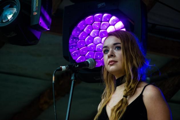 Farah Elle at Knockanstockan 2016 (photo by Stephen White) 5